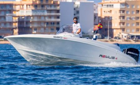 Pesca en Barco Alicante