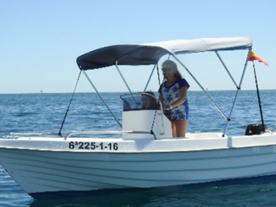 Barcos sin Titulación en Torrevieja