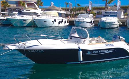 Licencia de Navegación Alicante